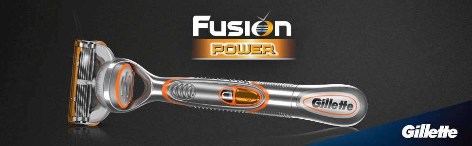 Gillette Fusion5 Power Cartridges