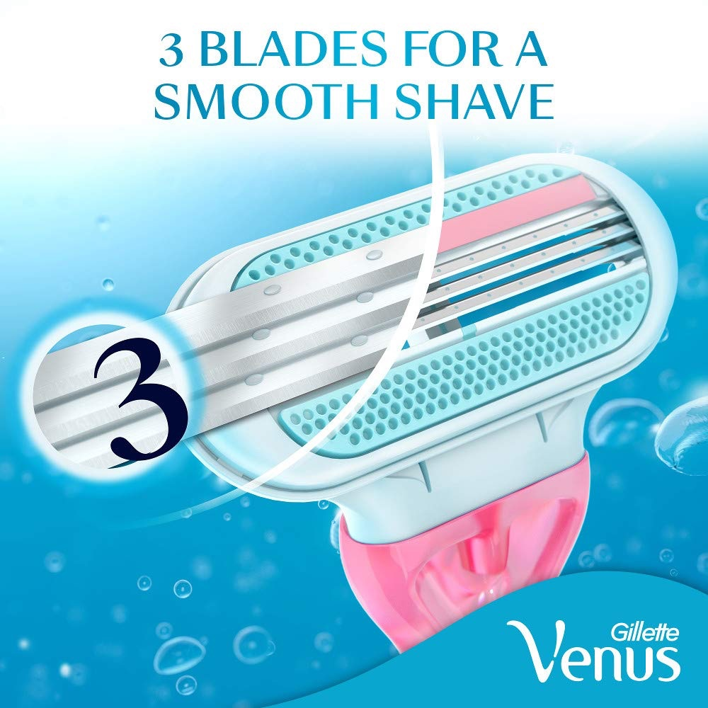 Gillette Venus Sensitive Disposable Razors