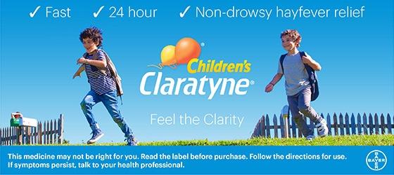 Claratyne Antihistamine