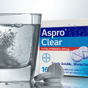 Aspro Clear Extra Strength