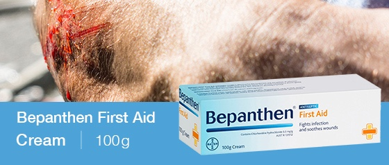 Bepanthen First Aid Cream 100g