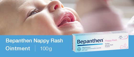 Bepanthen Nappy Rash 100g