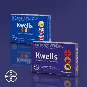 Kwells Travel Sickness