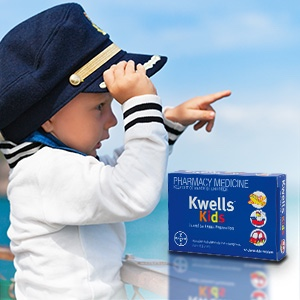 Kwells Travel Sickness Kids