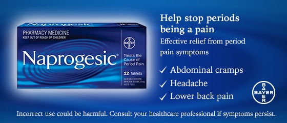 Naprogesic 12 Tablets