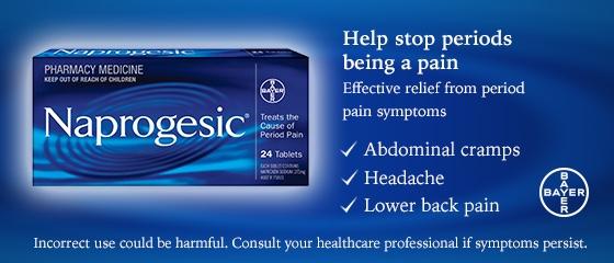 Naprogesic 24 Tablets