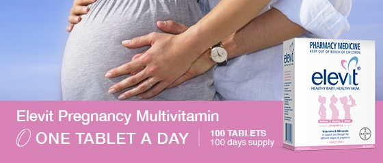 Elevit Pregnancy Multivitamin