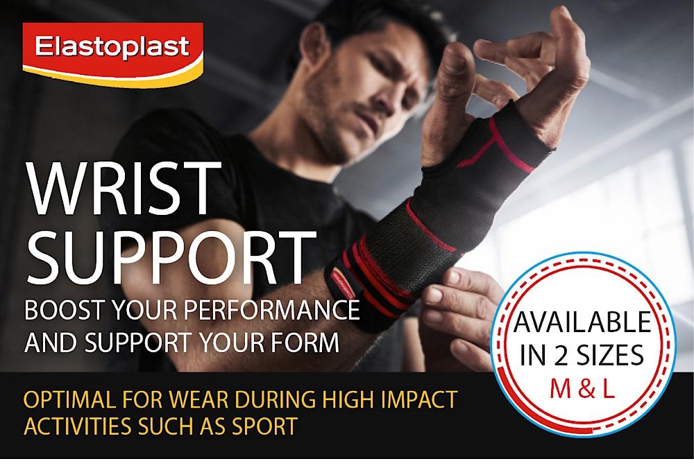 CW Advanced WRIST Support