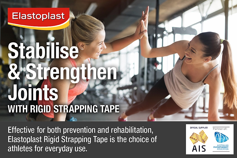 Rigid Strapping Tape