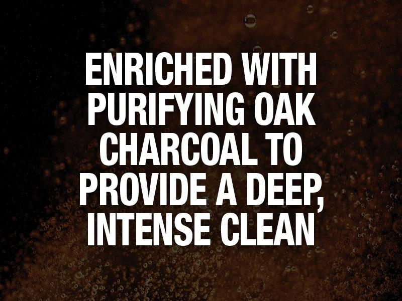 Pure Power Charcaol Wash