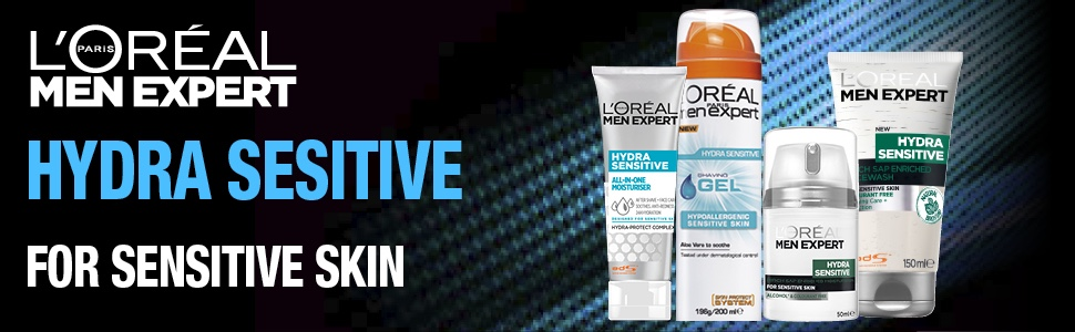 Hydra Sensitive Shave Gel