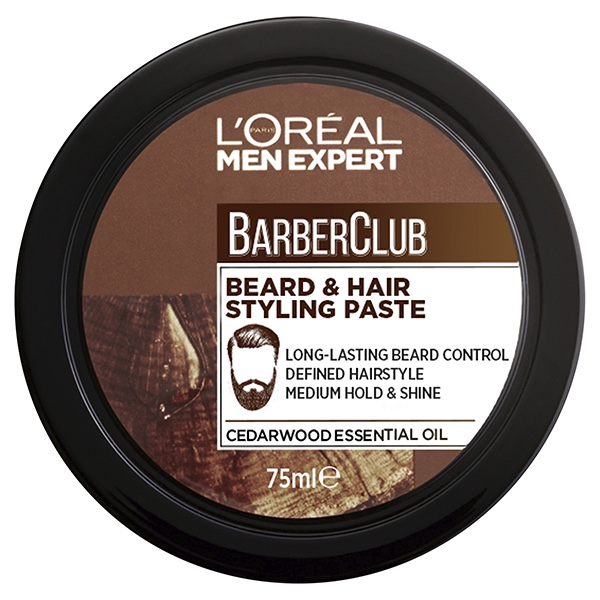 Barber Club Beard and Hair Paste