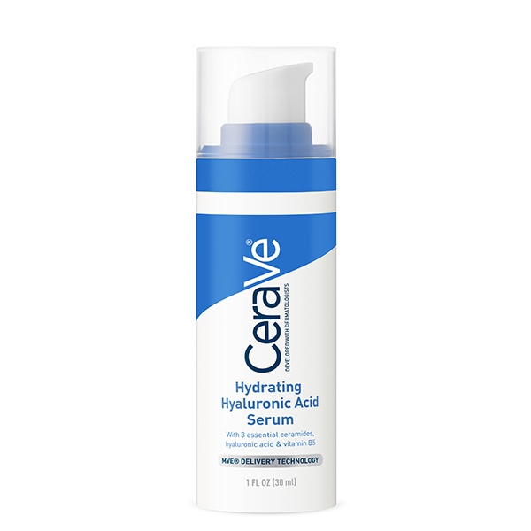 CeraVe Hydrating Hyaluronic Serum