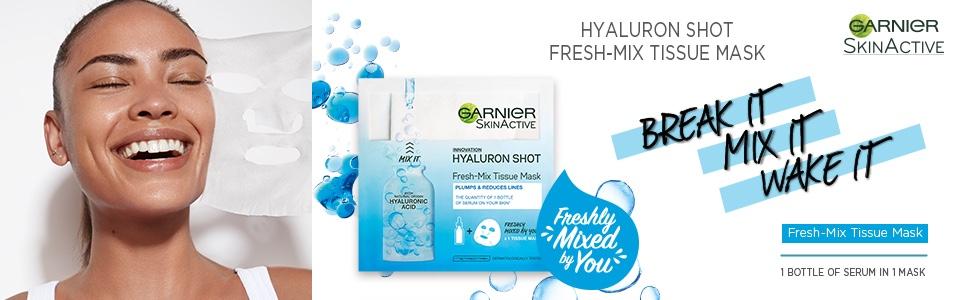 Fresh Mix- Hyaluronic Acid