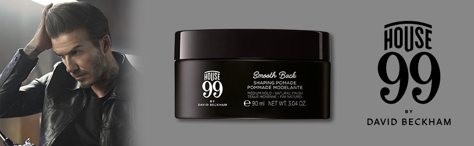 Smooth Back Pomade