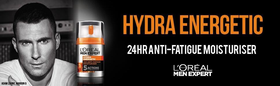 Hydra Energetic Moisturiser