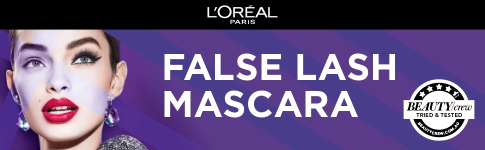 FALSE LASH MASCARA