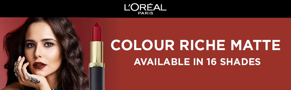 COLOUR RICHE MATTE