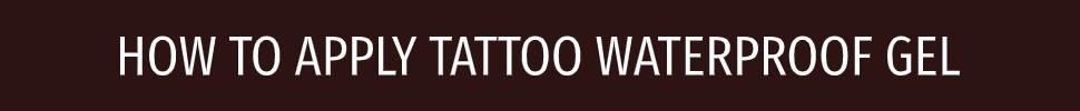 Tattoo Brow Gel