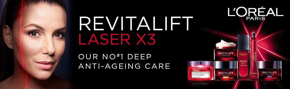 Revitalift Laser X3 Night