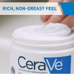 CeraVe Renewing SA Foot Cream 88ml