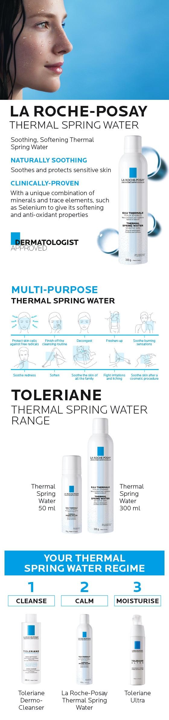 La Roche-Posay Thermal Spring Water 300ml