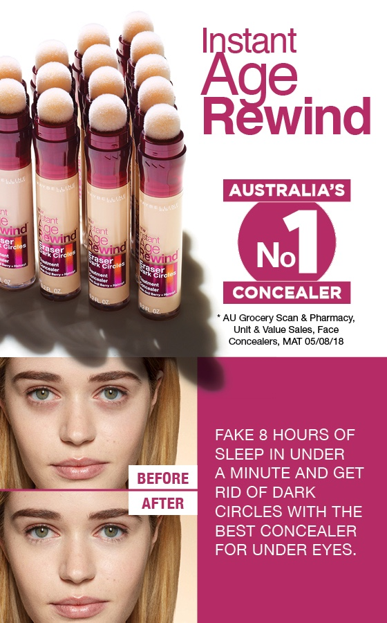 Maybelline Instant Age Rewind Dark Circle Concealer - Light