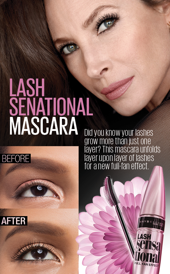 Maybelline Lash Sensational Lengthening Mascara - Very Black