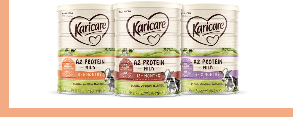 Buy Karicare+ A2 Protein Toddler Formula From 1 Years 900g