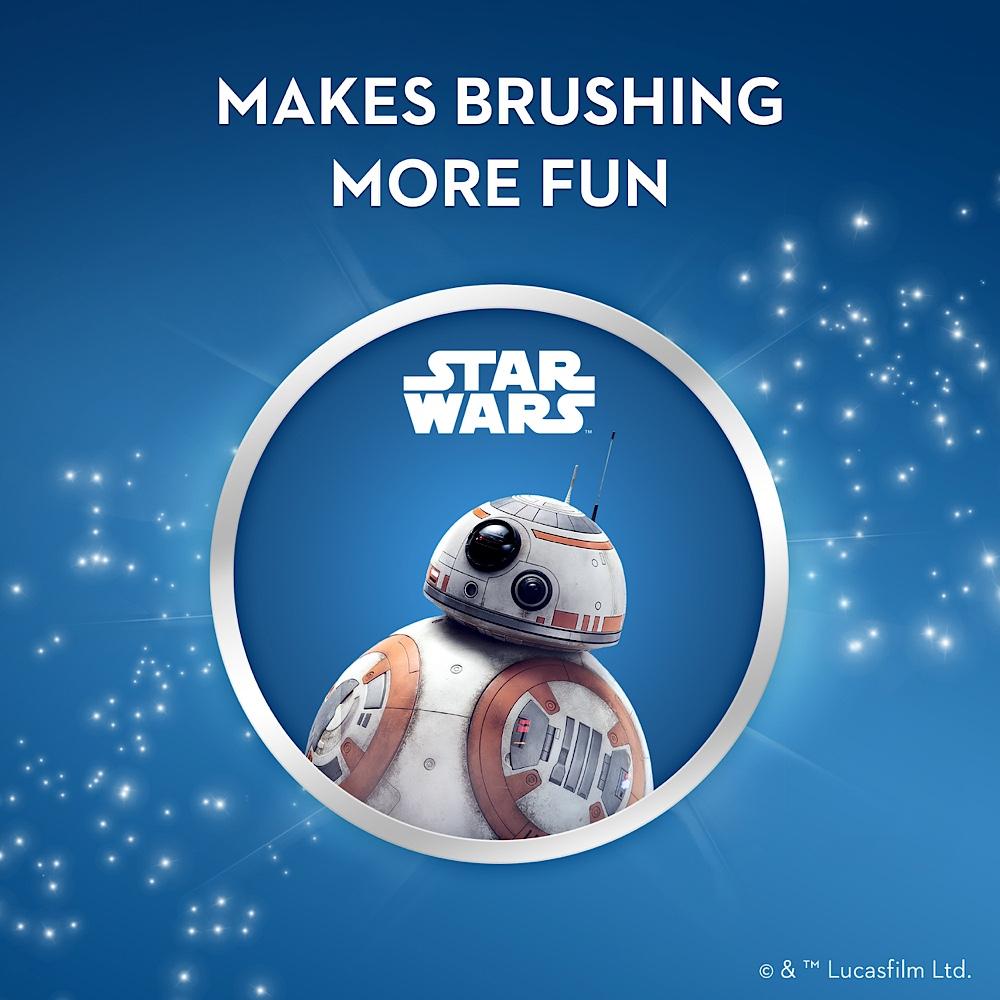 Star Wars Toothpaste