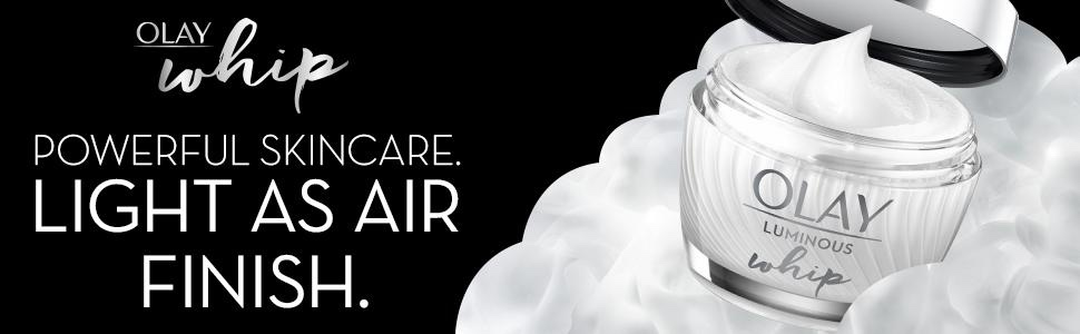 Olay Regenerist Luminous Whips Face Cream Moisturiser