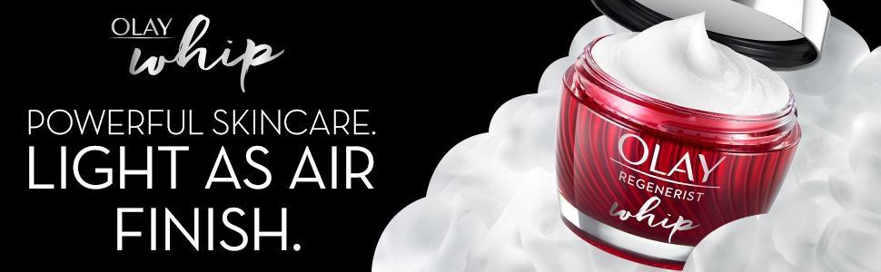 Olay Regenerist Whips Face Cream Moisturiser