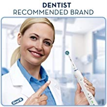Oral-B Genius 8000 White Electric Toothbrush