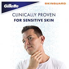 Buy Gillette Pure Shave Cream for Men 170g Online at Chemist