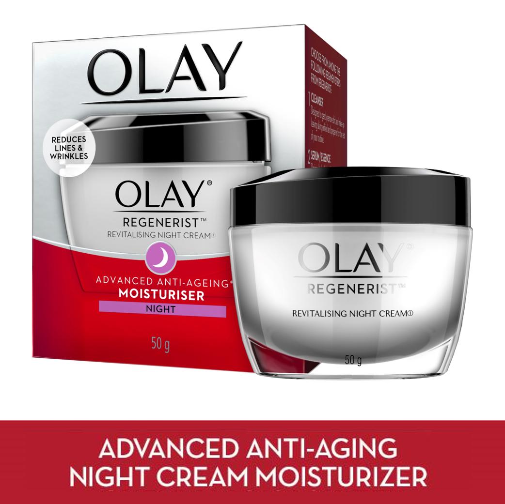 Olay Regenerist Regenerating Cream Night 50g