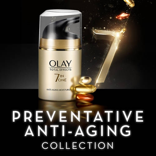 Olay Total Effects 7 in One Day Cream Gentle 50g
