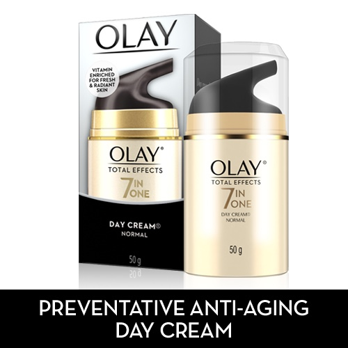 Olay Total Effects 7 in One Touch of Foundation Moisturising BB Crème SPF 15 50g