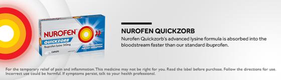Nurofen Quickzorb
