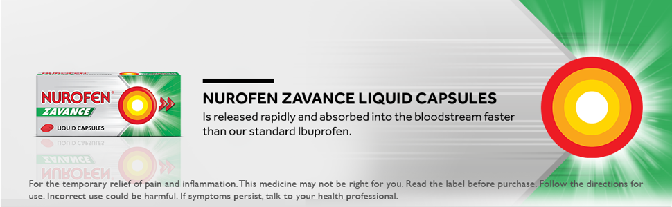 Nurofen Zavance Liquid