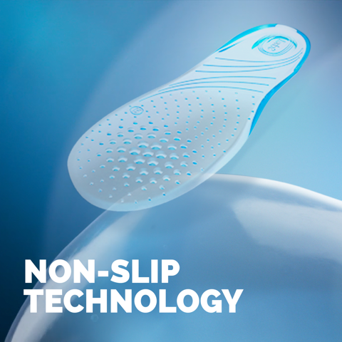Scholl GelActiv Female Insoles for Open Shoes