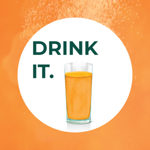 Berocca Energy Vitamin Orange