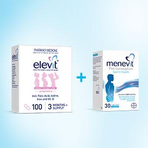 Menevit 30 Pack