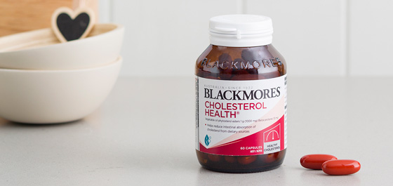Blackmores Cholesterol Health 60 Capsules