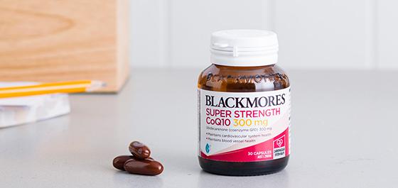 BLACKMORES® SUPER STRENGTH CoQ10 300mg 30 Capsules