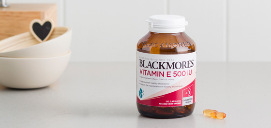 Blackmores Vitamin E 500 IU 150 Capsules