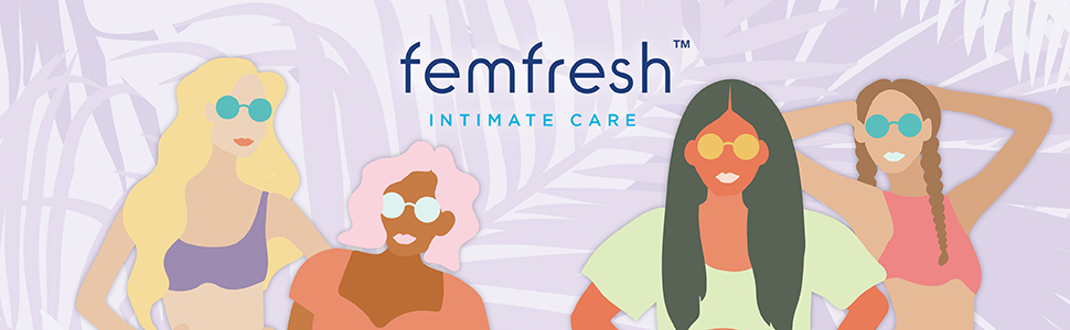 Femfresh 4 Wipe10