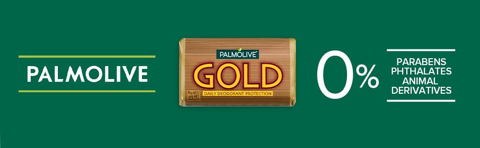 Palmolive Gold