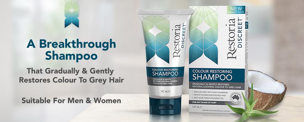 Restoria Shampoo