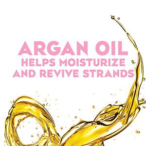 Modal Content Argan Oil Shampoo