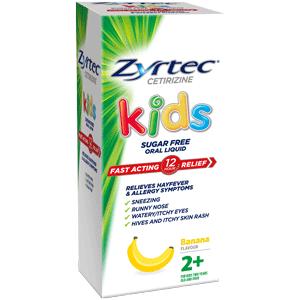 Zyrtec Kids Liquids